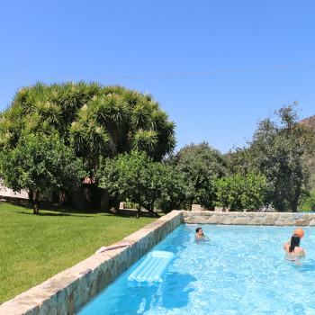 Suzy swimming pool