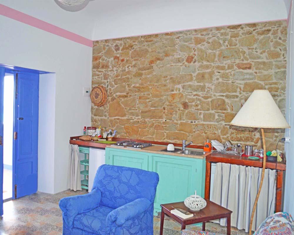 Living room (kitchenette)