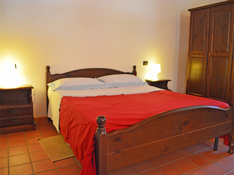 double bedroom 1 (double bed + 2 single beds)