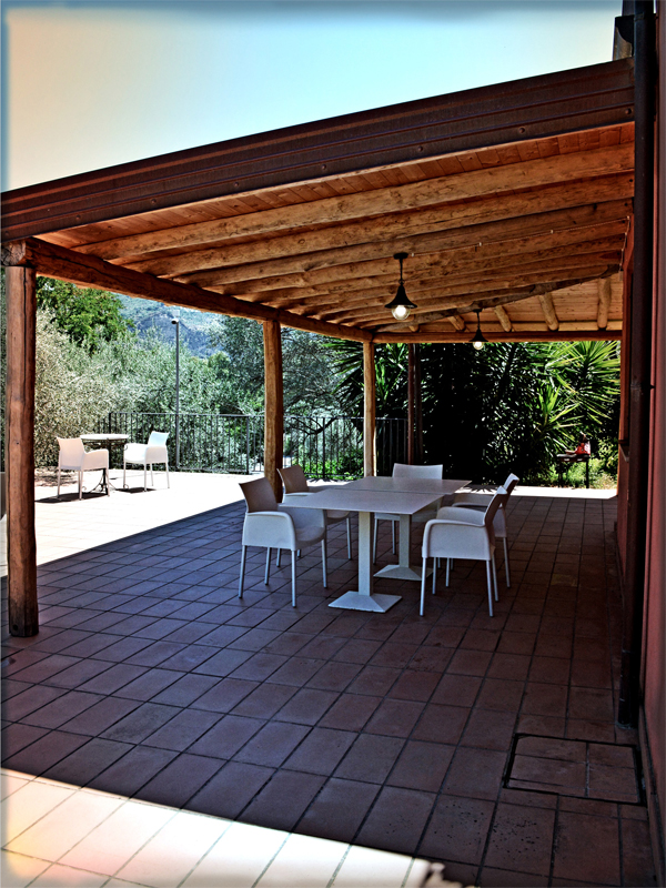 private veranda